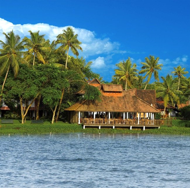 Honeymoon in kumarakom