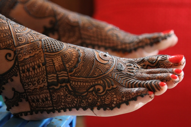 Diwali Special Mehandi Design