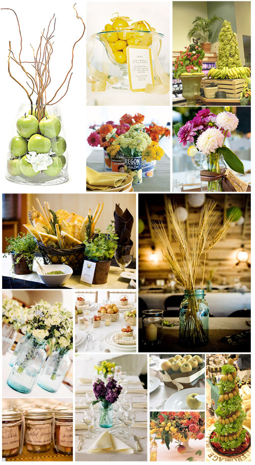 Yellow and Green wedding decorations | Wedding-