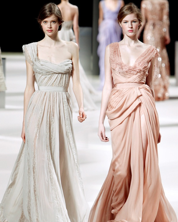 Elie Saab dress 2011