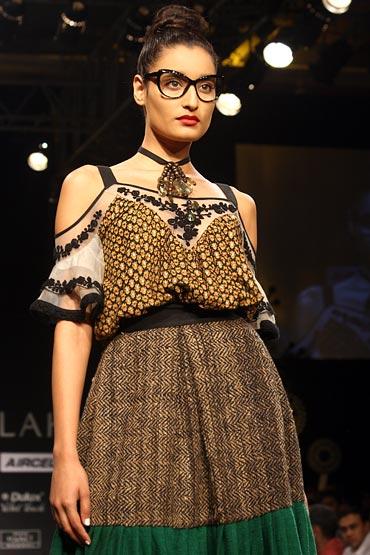 71c2f06d0b7 Lakme Fashion Week 2011- Looks We Love (Part 1)