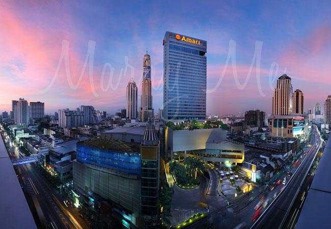 Amari watergate Bangkok-Thailand