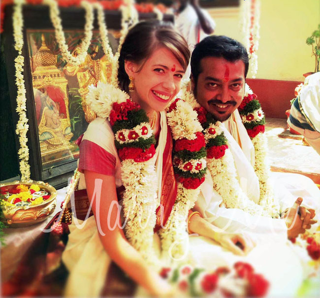 Anurag-Kashyap-Kalki-Koechlin-Wedding