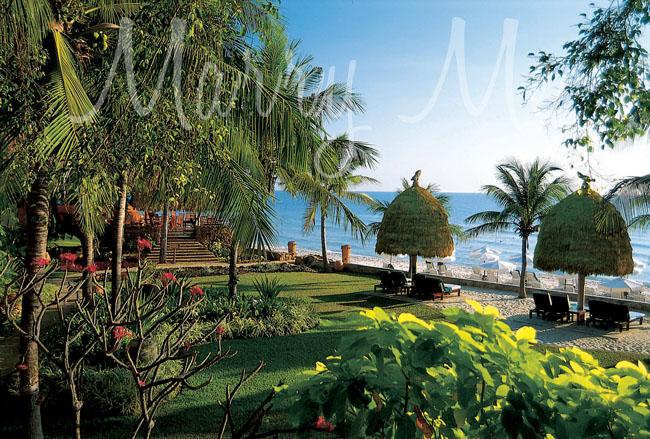 Beach Lawn-Mariott-Thailand