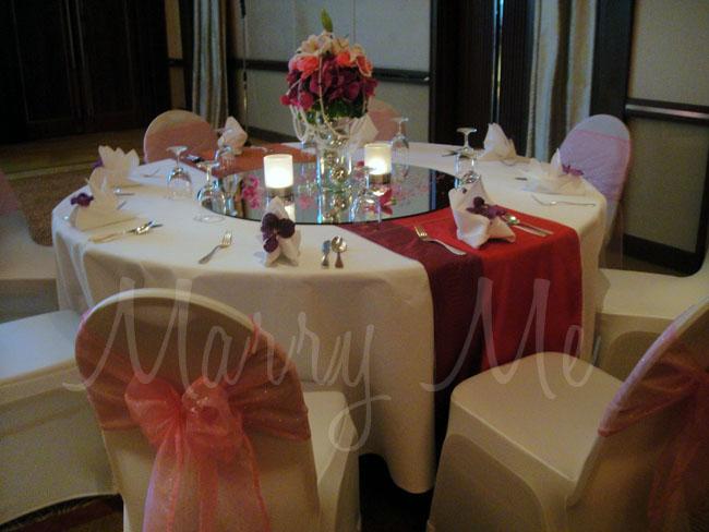 Dinner at Holiday Inn Silom Thailand