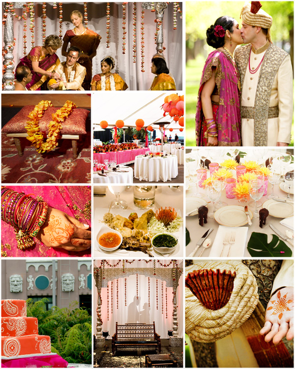 Indian wedding Insiration Board