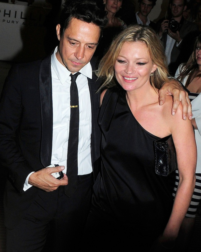 Jamie Hince & kate moss wedding