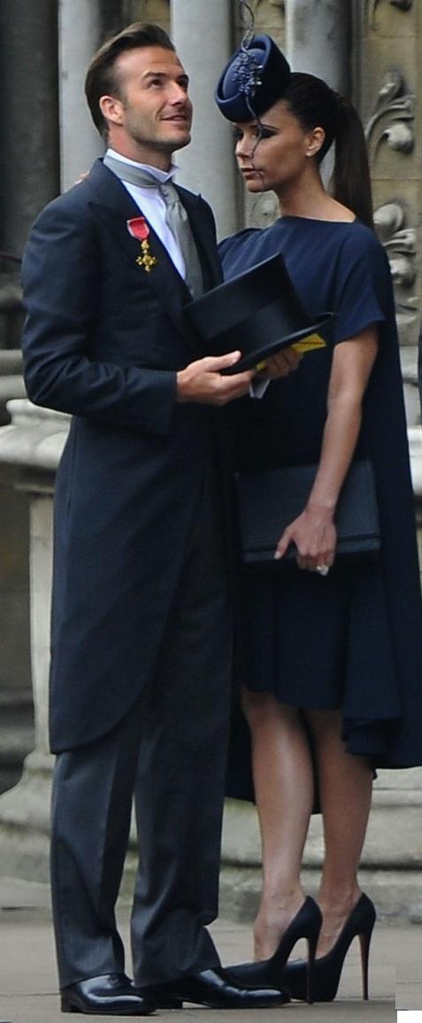 Post & Becham @ Royal Wedding