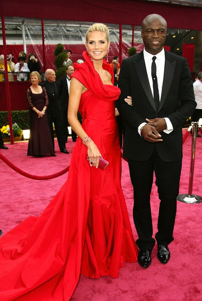 heidi klum and seal wedding vow renewal. Last week Heidi Klum the well