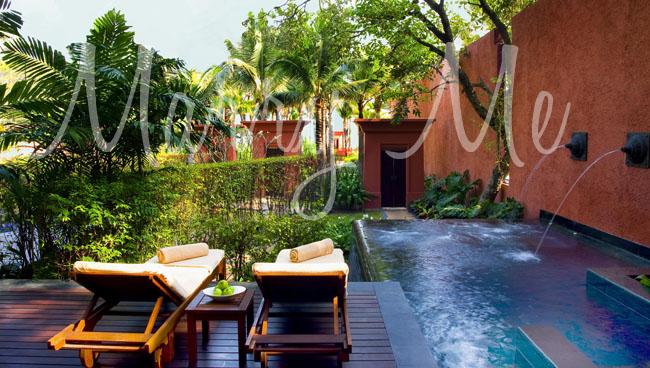The Barai Suite Plunge Pool-Thailand