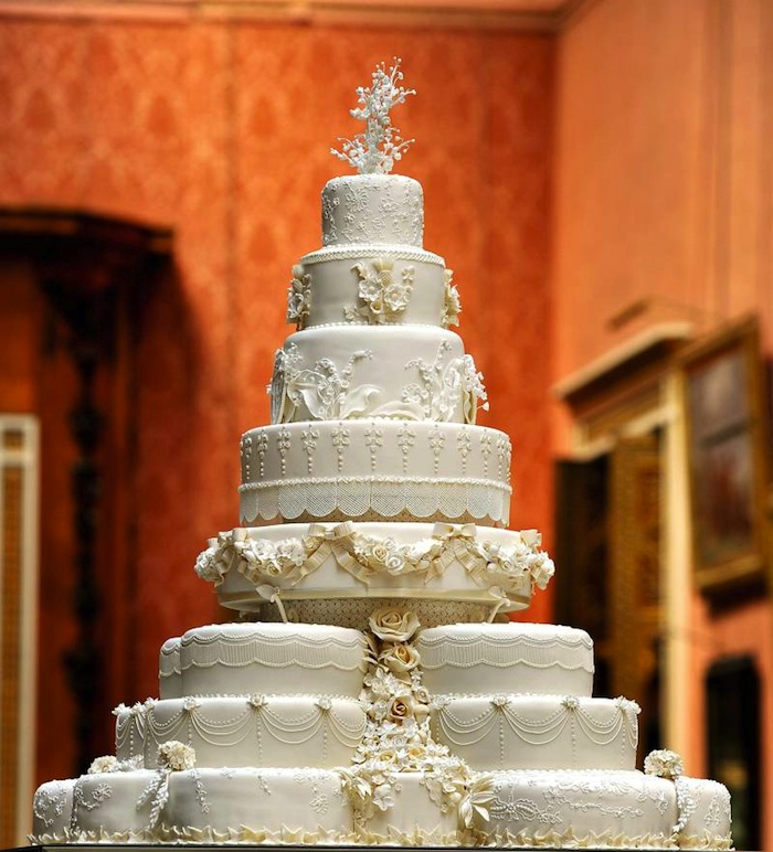 Big Wedding Cake Images : The Big Fat Royal Wedding Trends for Indian Weddings