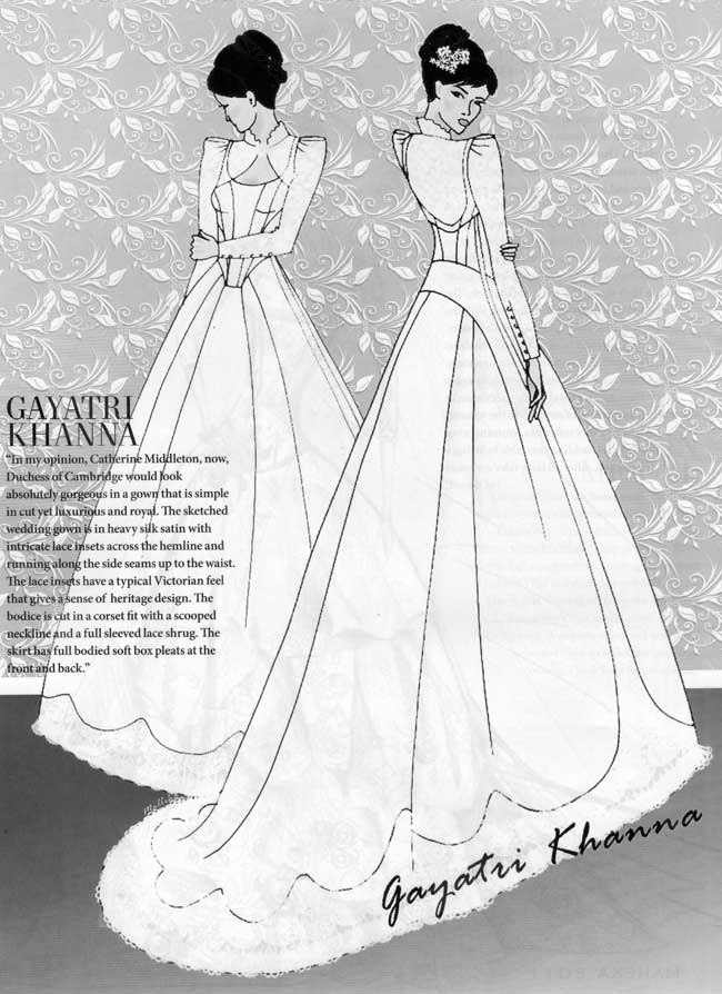 Gayatra-Khanna-wedding-dress-sketch