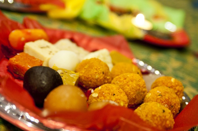 Indian wedding sweets