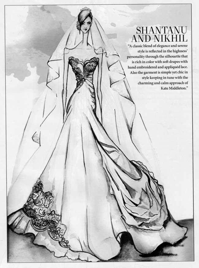 Shantanu-&-Nikhil-wedding-dress-sketch