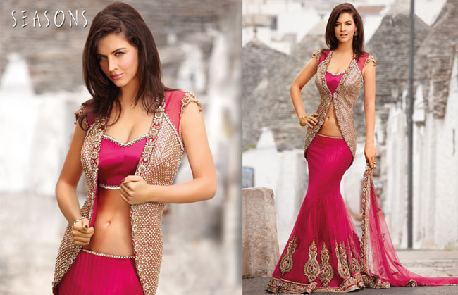 Indian destination wedding outfits