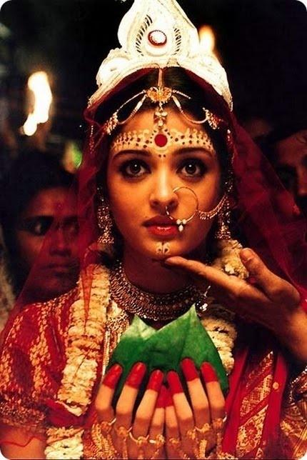 bengali bride - aishwarya rai