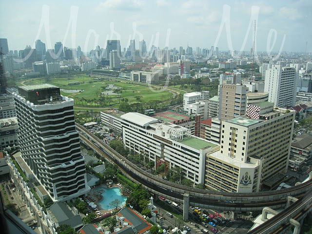 view from intercon room