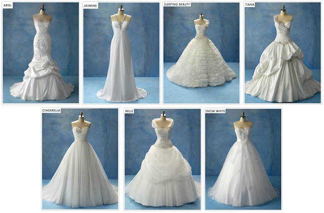 Fairy Tale Wedding Gowns
