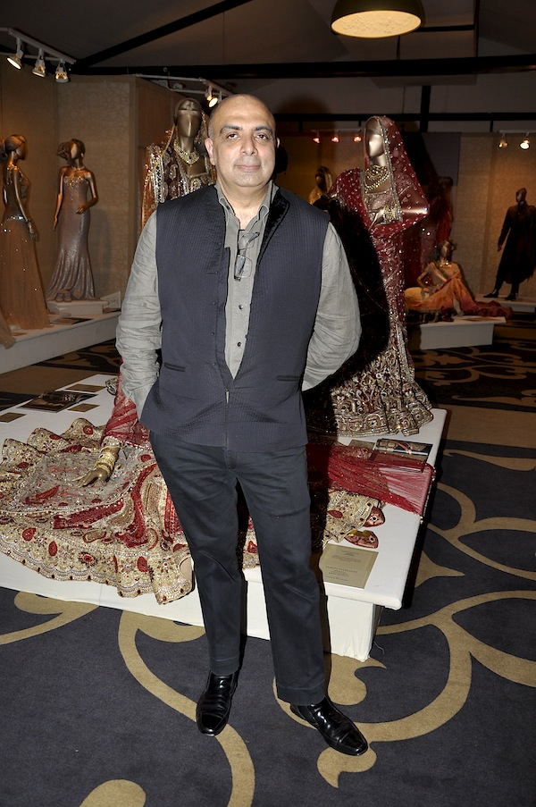 Tarun Tahiliani at Tarun Tahiliani Bridal Couture Exposition preview