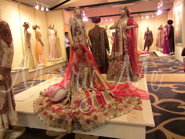 Tarun Tahilliani wedding show in Mumbai