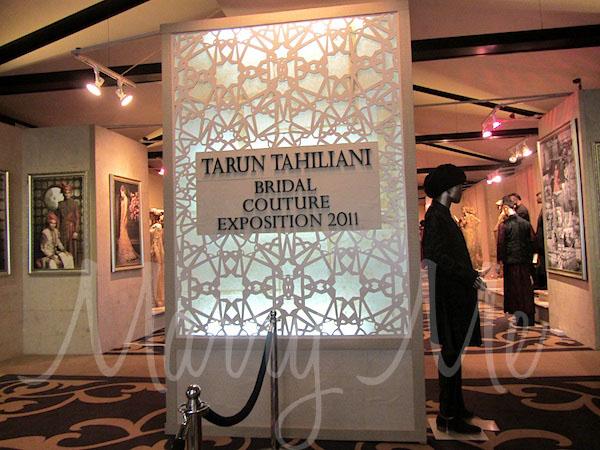Tarun's Bridal show in Mumbai