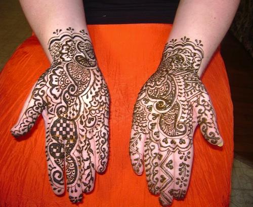african mehendi designs