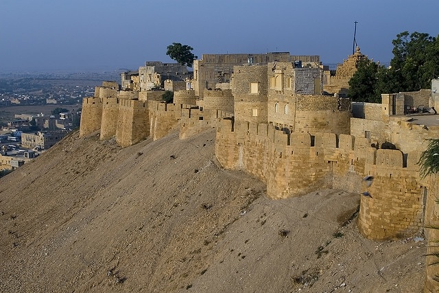 fort wedding in Jaisalmer