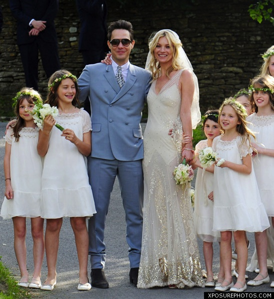 kate moss wedding
