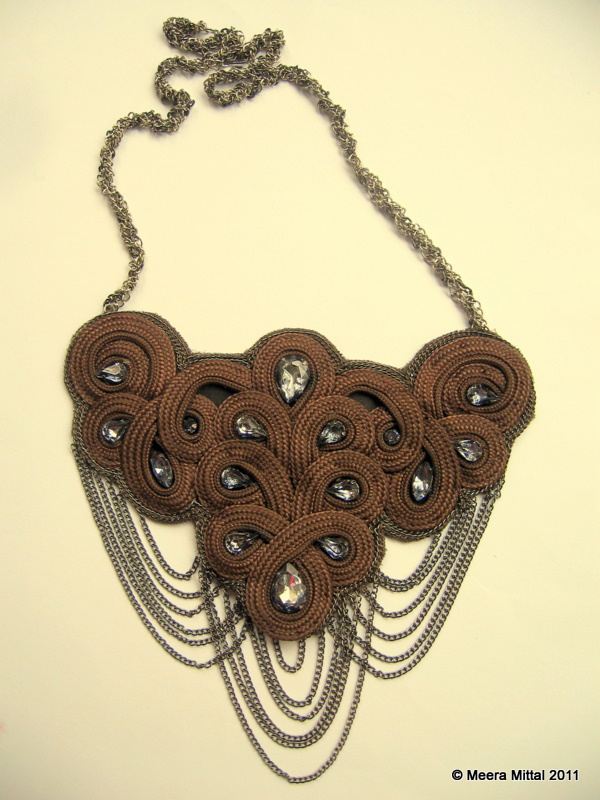 oyster necklace India