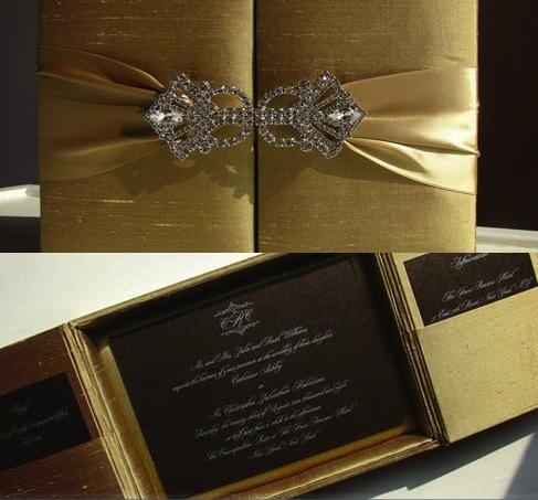 Couture Wedding Invites · «
