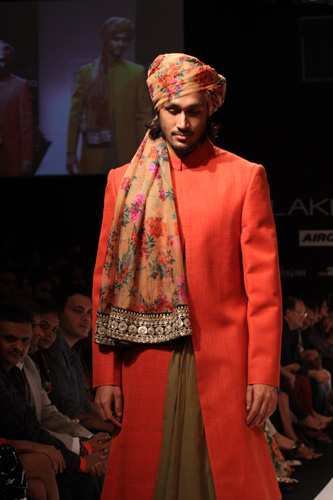 Sabyasachi at Lakme Fashion week