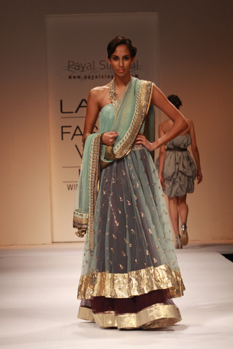 Payal Singhal at Fashion Week