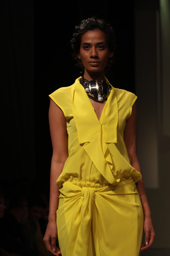 Swapnil Shinde at Fashion week