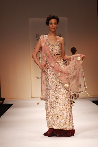 Payal Singhal Fashion Week