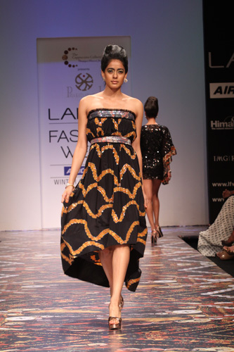 Pria Kataria collection at Lakme Fashion Week 2011
