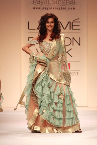 Payal Singhal designs