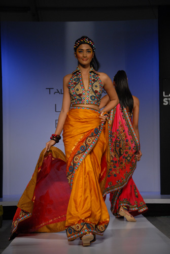 Nishika Lulla Lakme Fashion week
