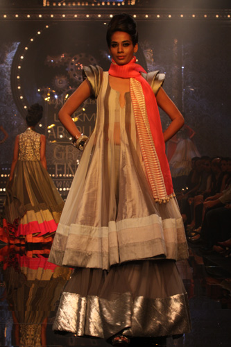 Manish Malhotra at Fashion Week