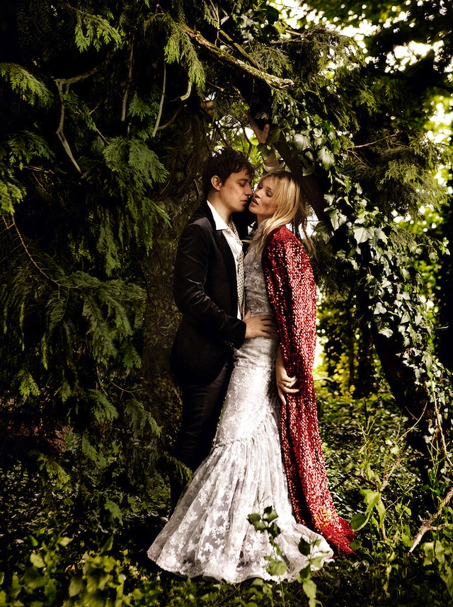 Kate Moss-Jamie Hince Wedding
