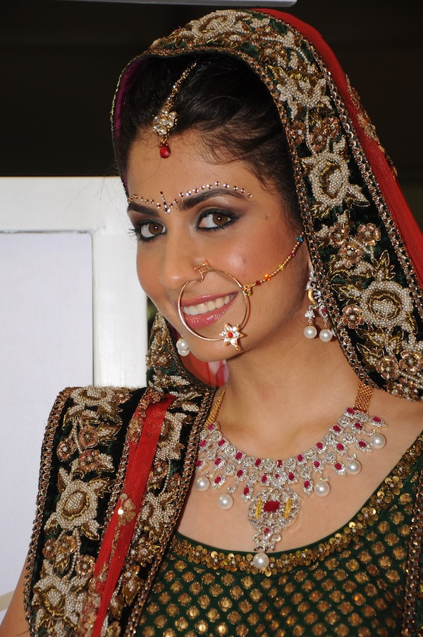 Lakme Salon - Punjabi Bride Look