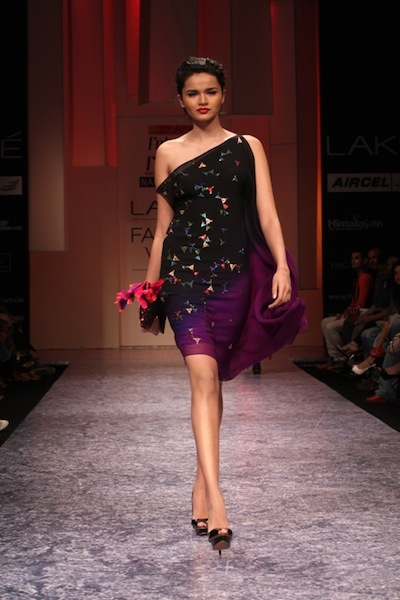 Nachiket Barve's Collection at LFW