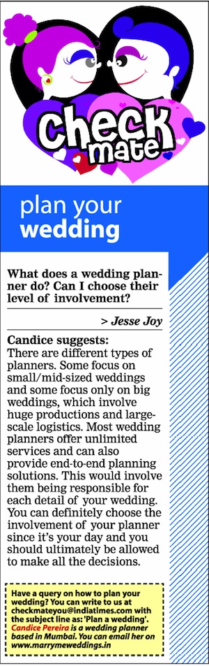 Wedding Planner Candice
