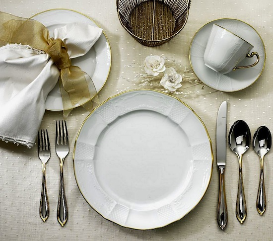 Place Setting Tips for your Wedding