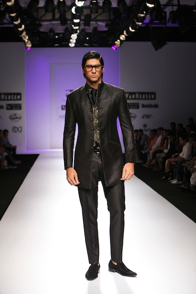 Van Heusen India Men's Fashion week