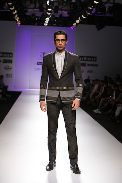 mens wear at Delhi Fashion week