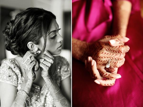 Indian bride - wedding