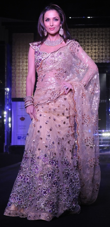 Malaika Arora Khan at India Bridal Week