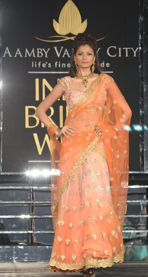 Bhairavi Jaikishan bridal wear