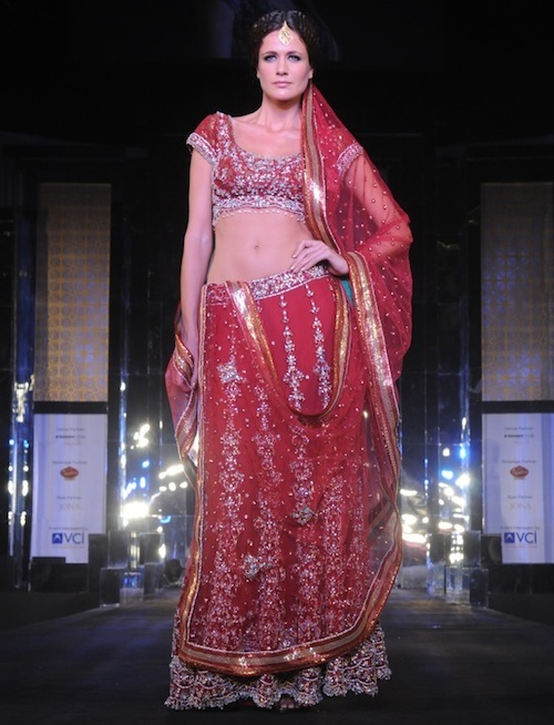 Indian bridal wear - Rocky S