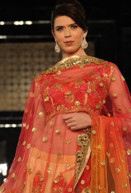 Sucheta Sharma in Pallavi Jaikishan